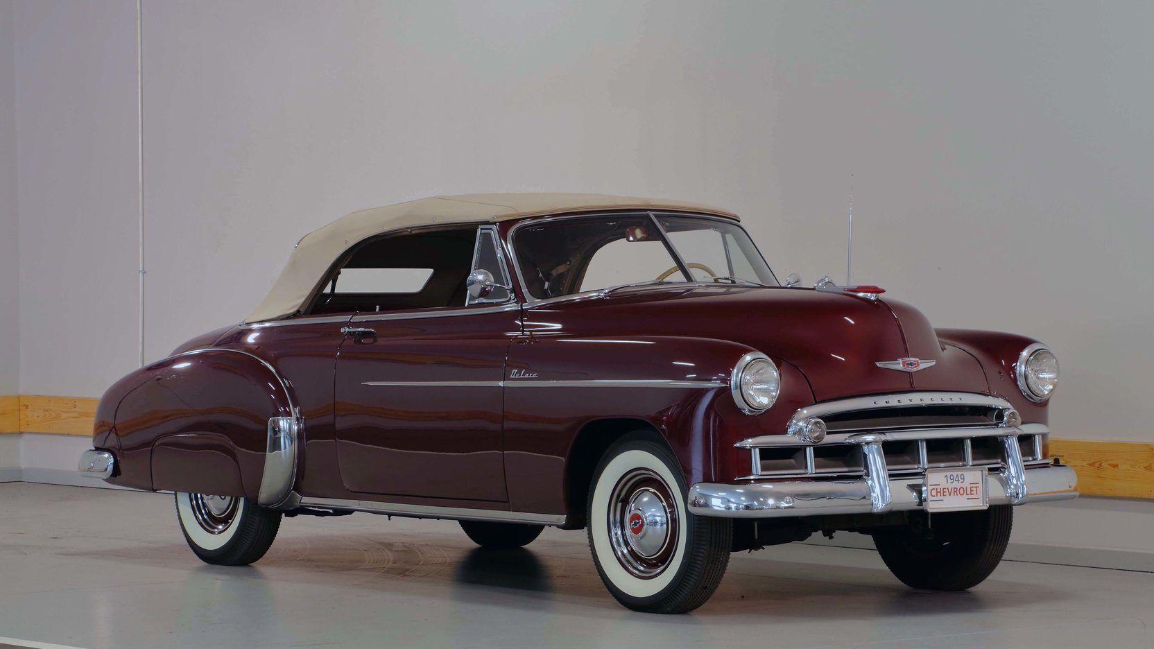 1949 Chevrolet Deluxe Convertible Autos Automoviles Autos Clasicos