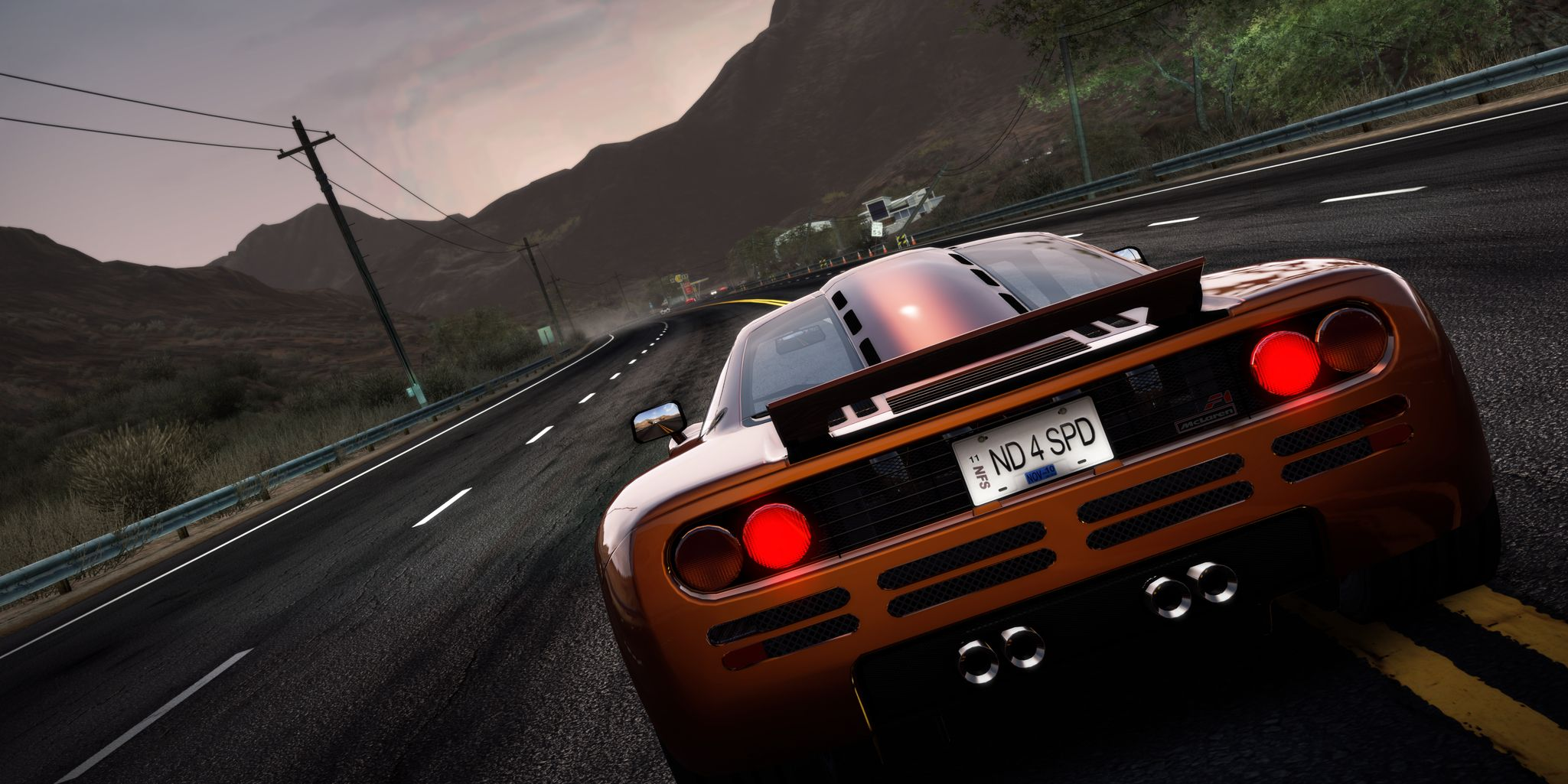 Need For Speed Hot Pursuit Criterion Games 2010 All Clear Tools And Tricks 4k Rendering Antialiasing Computer Wallpaper Hd Car Wallpapers New Wallpaper Hd