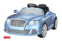 Bentley Continental GT Blue   maisies toys