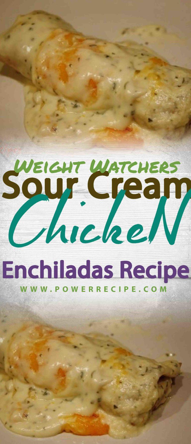 Sour Cream Chicken Enchiladas Recipe Page 2 All About Your Power Recipes Enchilada Recipes Sour Cream Chicken Enchilada Recipe Chicken Enchilada Recipe