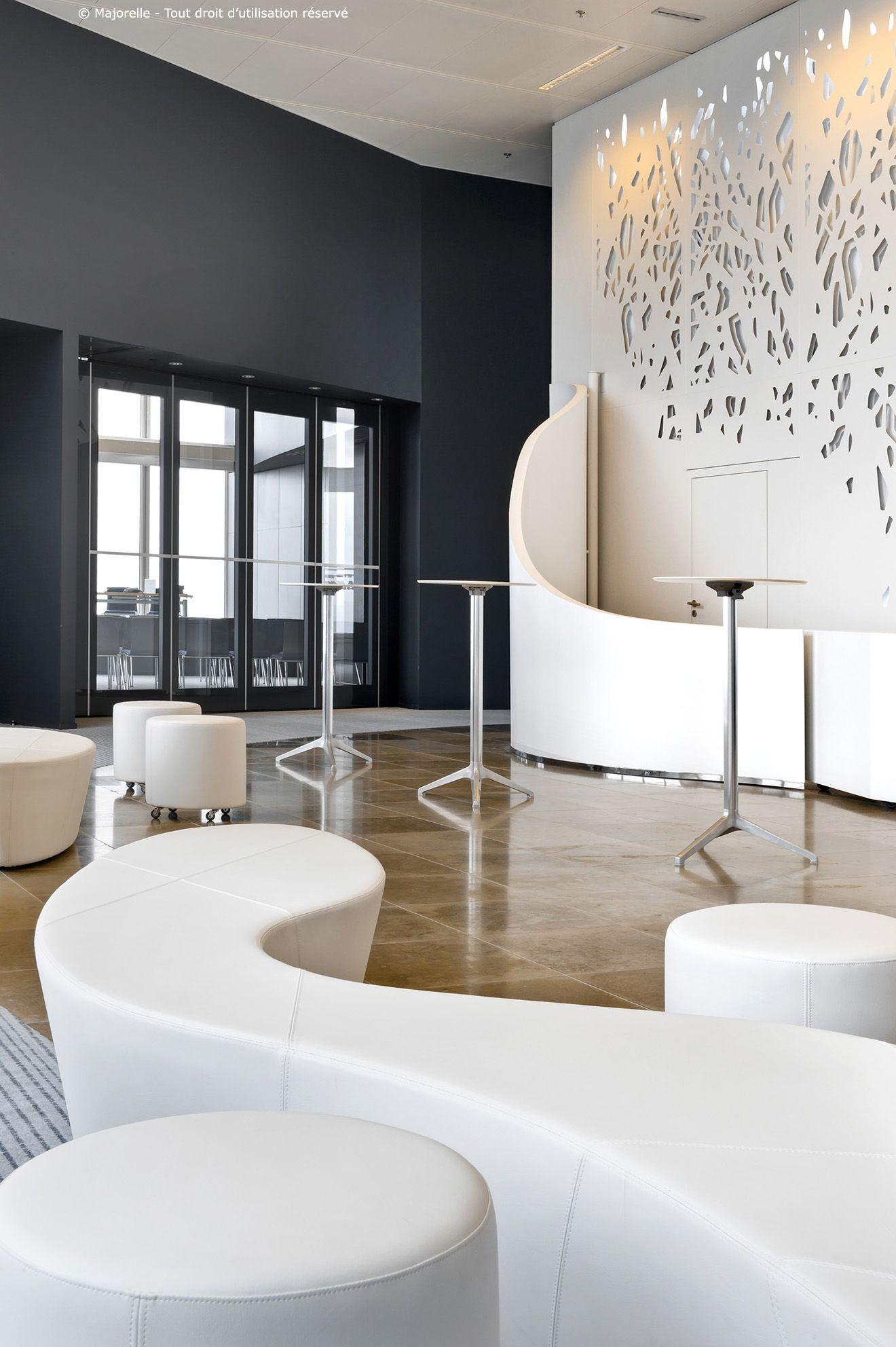 Luxury Hospital Lobby Furniture