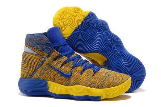 6d0cc700d64 Nike Hyperdunk 2017 Discount Nike Hyperdunk 2017 TB Golden State Warriors  897663 600 Basketball Shoe Hyperdunk 2017 Release For Discount