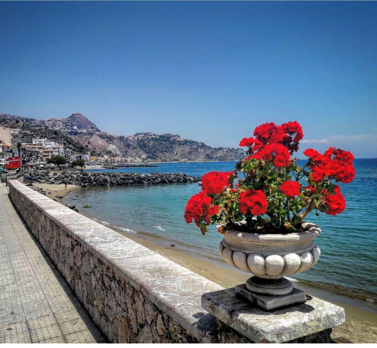 ROBYMOD79 in Giardini, Naxos, Italy Breathes Beauty Be