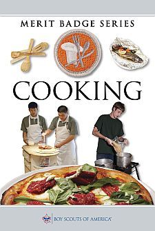 Worksheet For Cooking Merit Badge Scouting Service Project