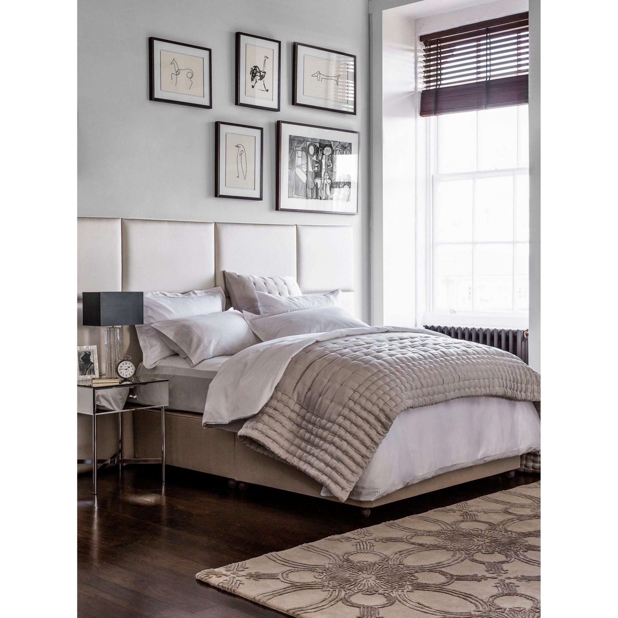 john lewis boutique hotel silk bedspread wolf grey bedspread
