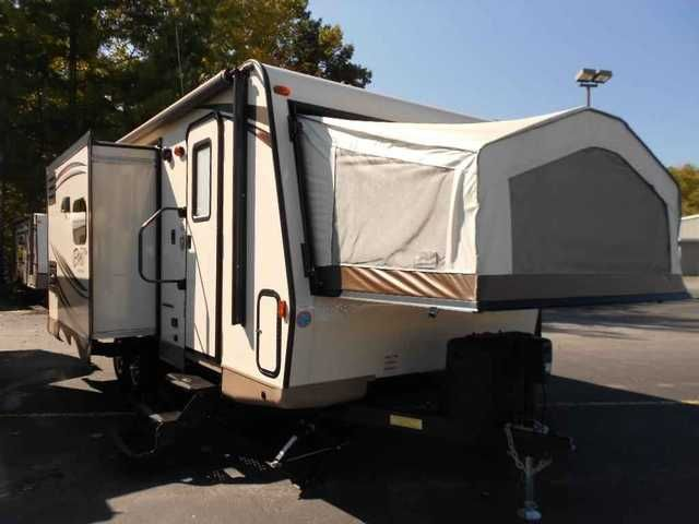 2016 New Forest River Rockwood Rockwood Roo 23 Ikss Pop Up Camper