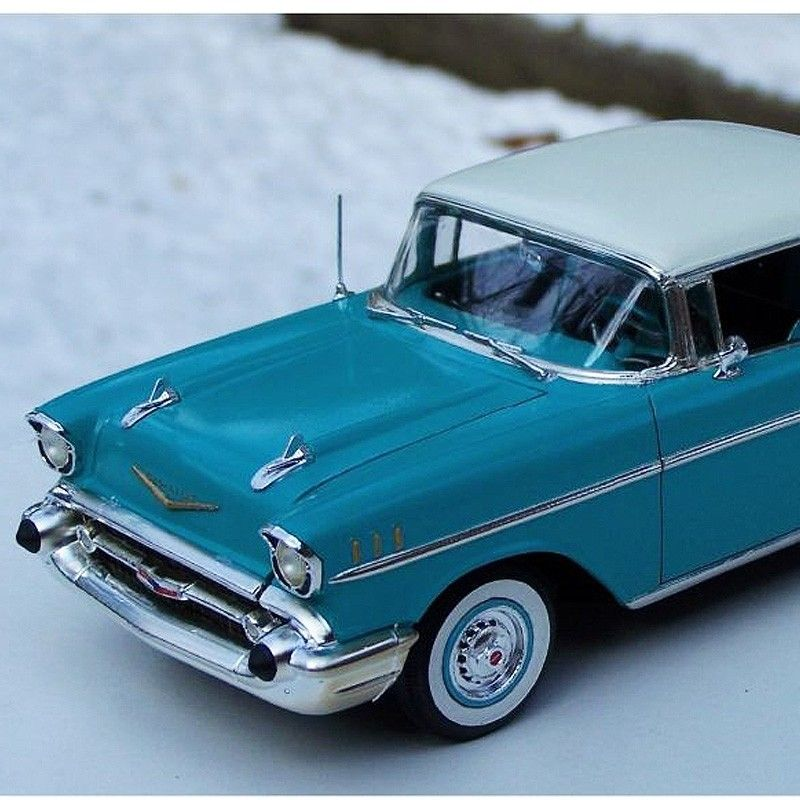 1957 Chevy Bel Air Car Model Kit Chevy Bel Air 1957 Chevy Bel