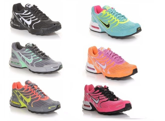 2b44b91361e Women s Nike Air Max Torch 4 IV Running Cross Training Shoes Black Pink  Orange