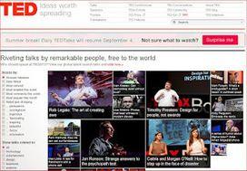 TEDinator: El mejor programa para bajar las conferencias de TEDx.-