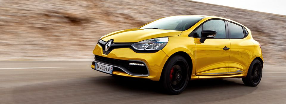 Renault Clio RS Engine Specs & Full Clio RS Review & Price