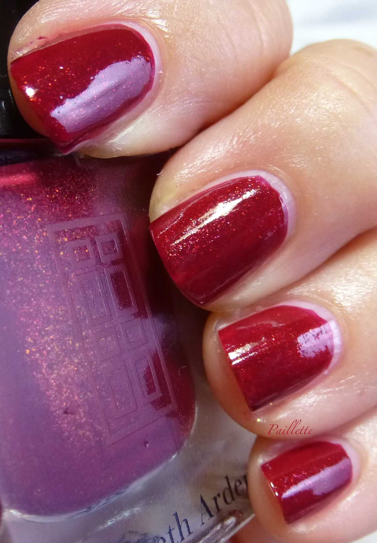 Elizabeth Arden Camden Pepperberry | Nail Polish and Nails, all ...