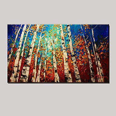 楽天市場 今だけ 送料無料 アートパネル 自然 風景画1枚で1セット 森林 白樺 森 ツリー プレゼント 納期 お取り寄せ2 3週間前後で発送予定 ベッドソファならラッキードンキー 風景の油絵 ペインティング 油絵