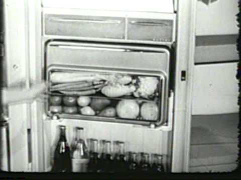 Frigidaire Ice Box Commercial From 1956 That S How You Sell A Refrigerator Frigidaire Refrigerator Old Refrigerator Frigidaire