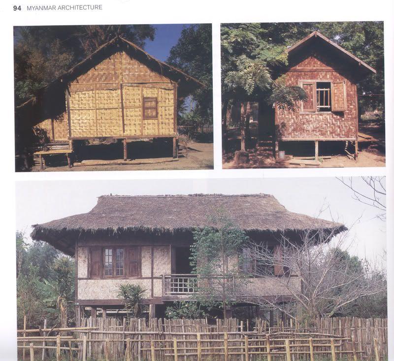 ancient Burmese home | House styles, Home decor, Decor