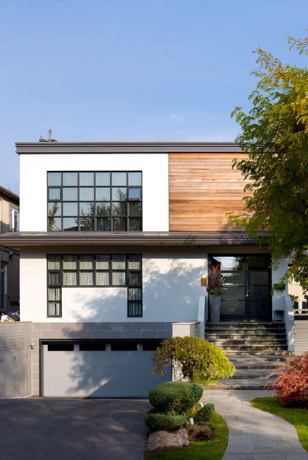 49 Most Popular Modern Dream House Exterior Design Ideas 3 In 2020: Striking Must-See Photos Of Modern U.S. Home Exteriors