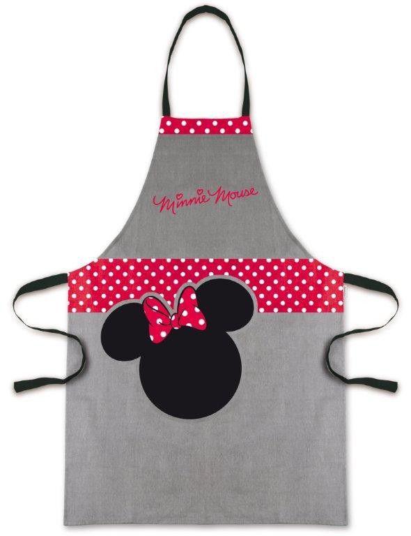 Grembiule Cucina Minnie.Disney Minnie Grembiule Da Cucina Aprons Sewing Aprons