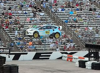 Hoon KaboomTX Global Rallycross Championship brings a taste of the X-Games to Texas ~ Skirts and Scuffs - by Lisa Janine Cloud - Photo by Lisa Janine Cloud/Skirts and Scuffs