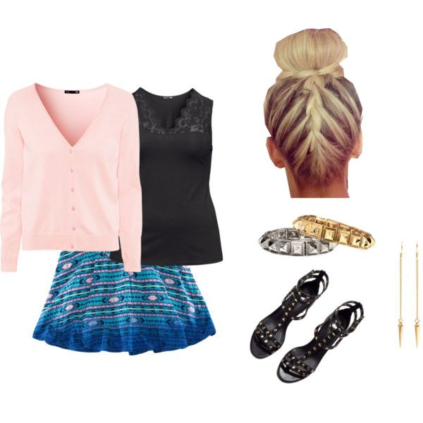 """""""Edgy class"""" by amandabsallee on Polyvore"""