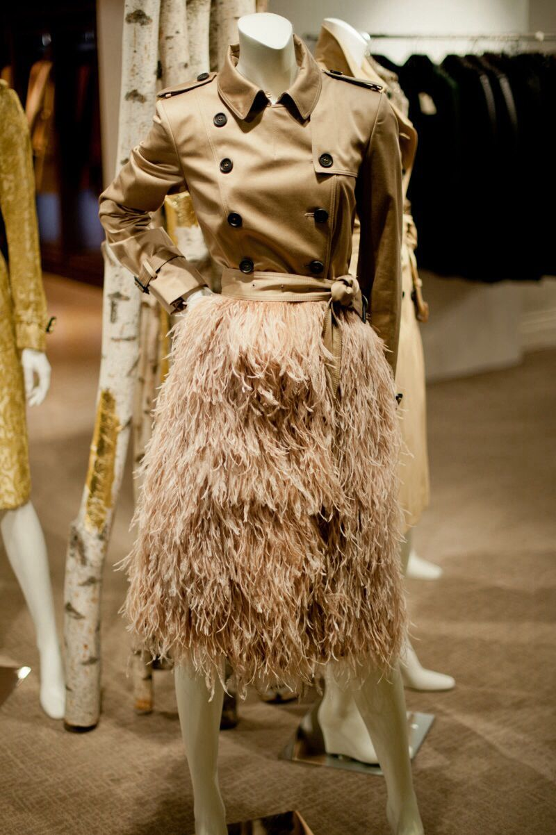 c33b00546c Burberry's limited edition trenches for Bergdorf Goodman | BA4 ...