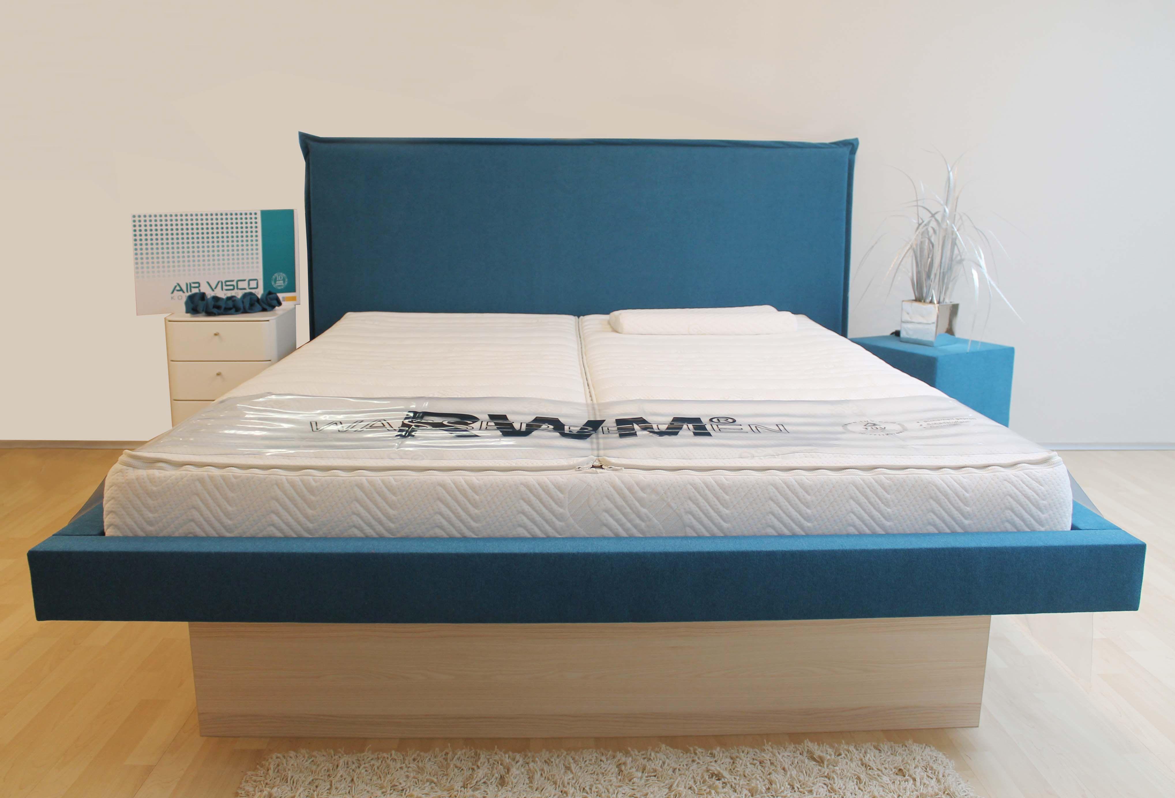 Rwm Wasserbett Mit Lea Kopfteil Wasserbett Bett Schlafsysteme