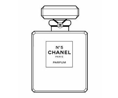 Chanel Bottle Vector Google Search