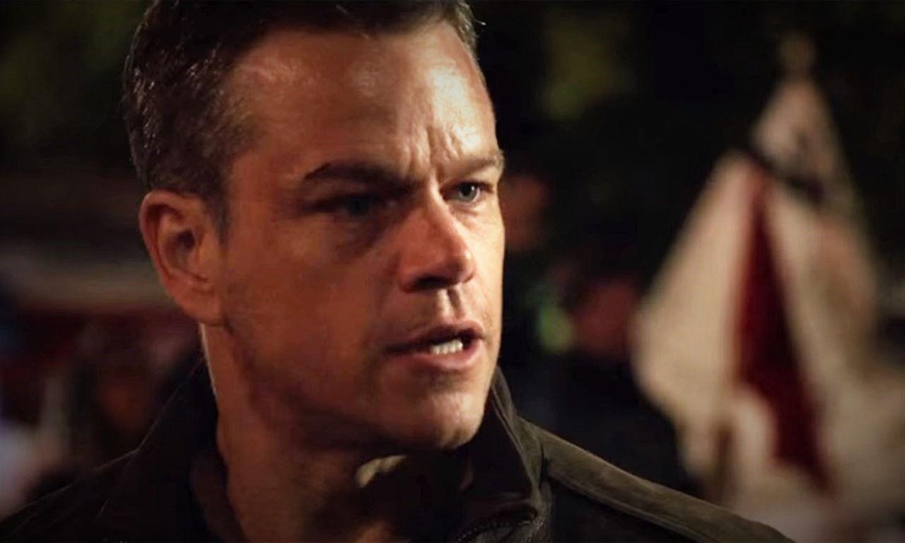 Jason Bourne 2016 Jason Bourne Jason Bourne 2016 Matt Damon Jason Bourne