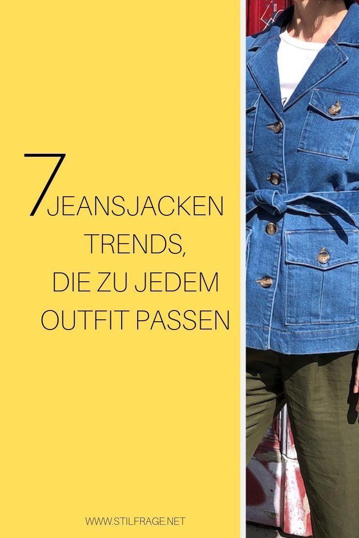 Wie uns die Jeansjacke 2019 schon wieder überrascht