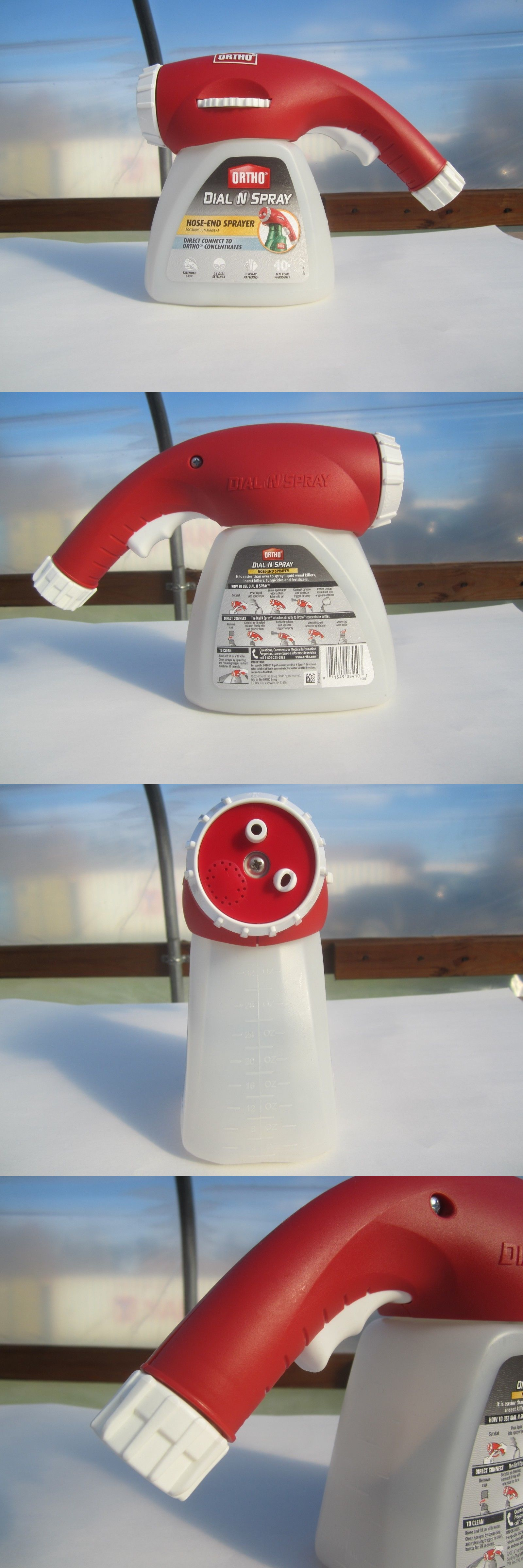 Garden Sprayers 178984: Free Shipping, New Ortho Dial N Spray Multi