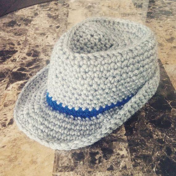 FEDORA - Crochet baby fashion - Hadley Paige Designs - made in ...