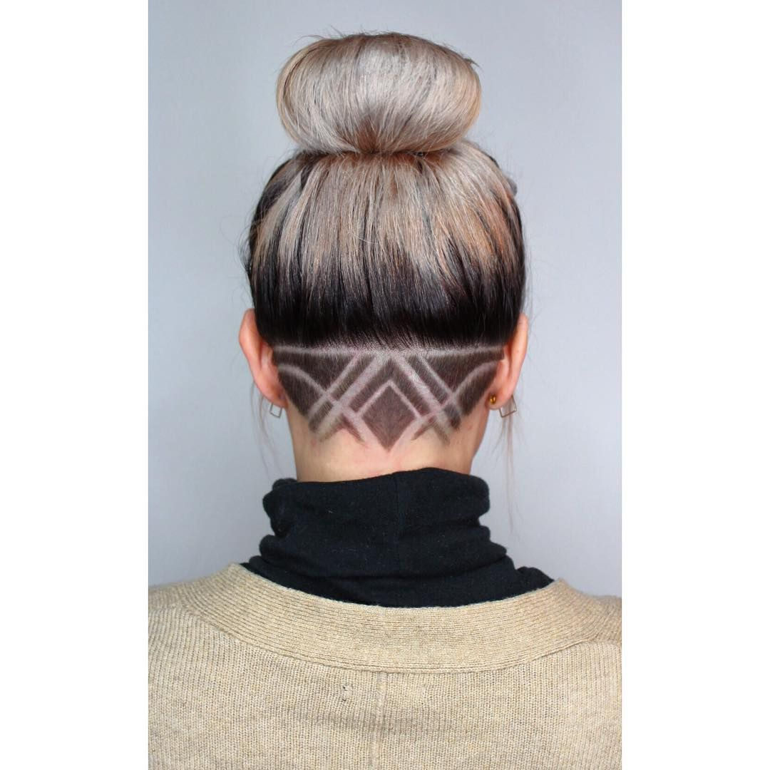 4 Undercut Hair Inspirations