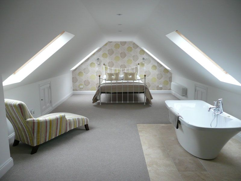 Loft conversion that we want to avoid don 39 t like this for Bathroom ideas loft conversion