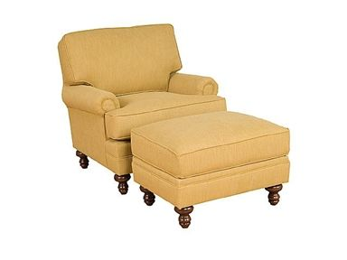Shop for King Hickory Audrey Chair, 1351, and other Living Room Chairs at Mooradians Furniture, Inc. in Albany, NY. Seat Cushions: High Resiliency, Back Pillows: Semi-attached.