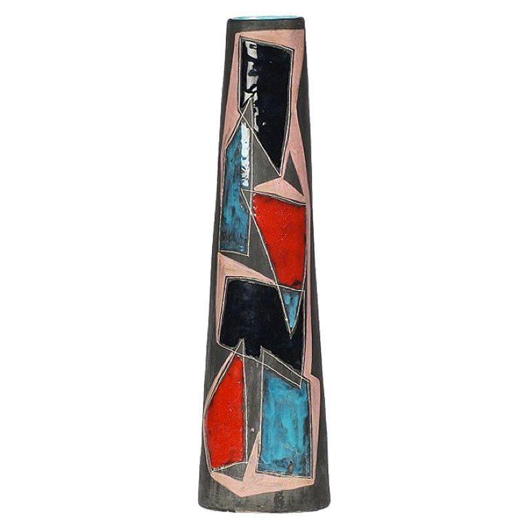 Marcello Fantoni Vase For Sale At 1stdibs Vase Pinterest