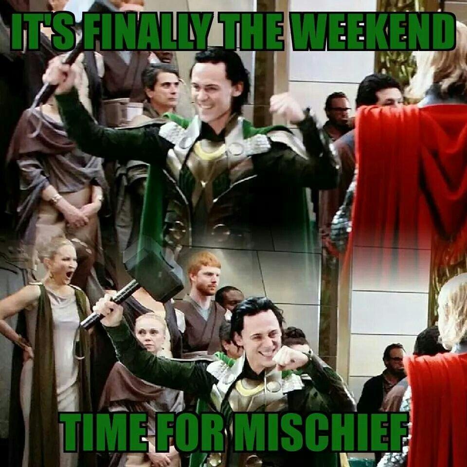 Loki time