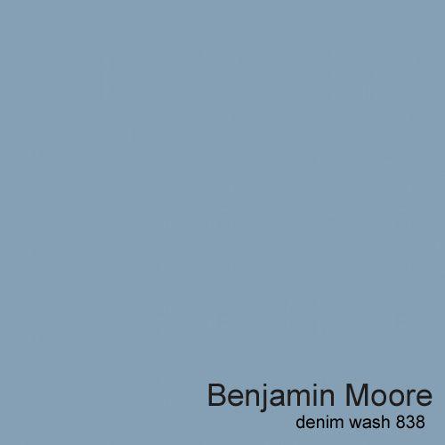 Benjamin Moore Cc 770 Denim Wash Master Bedroom