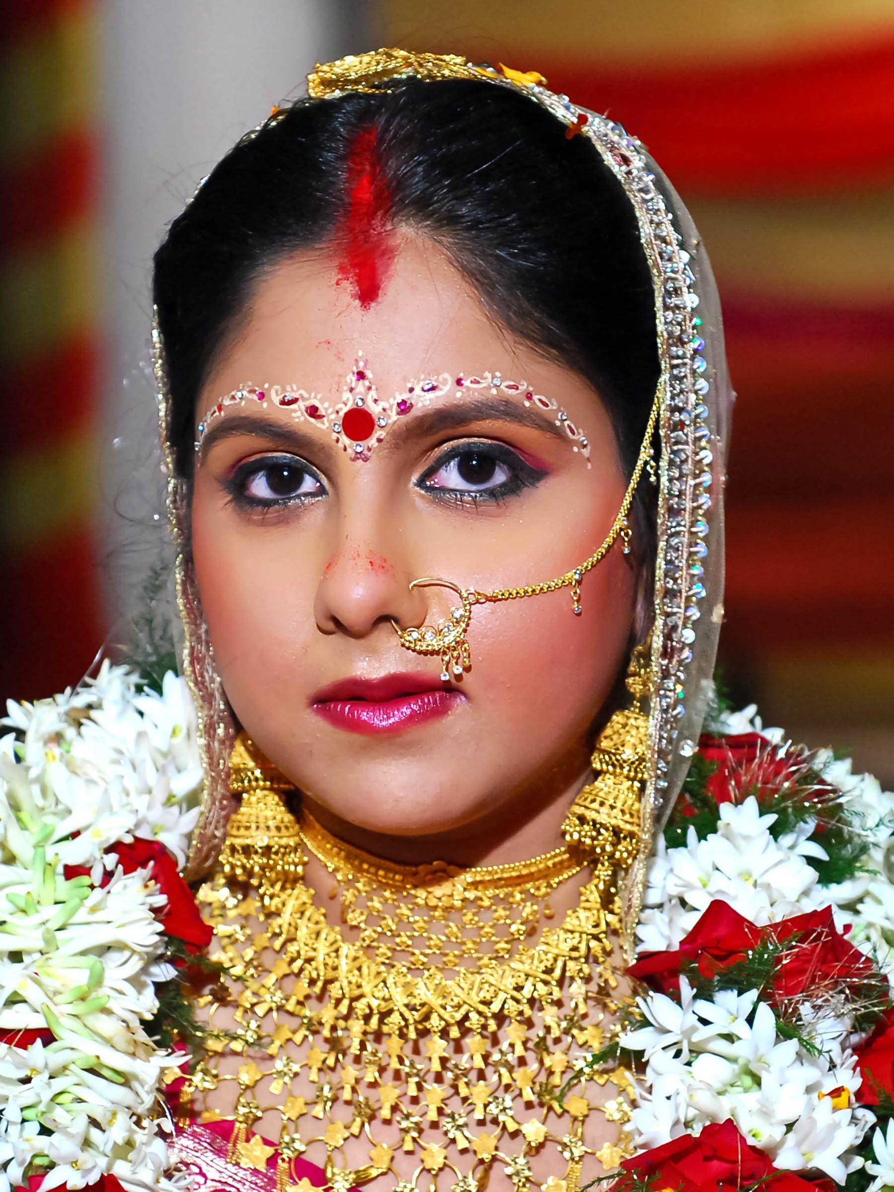 bengali wedding makeup - google search | makeup | pinterest