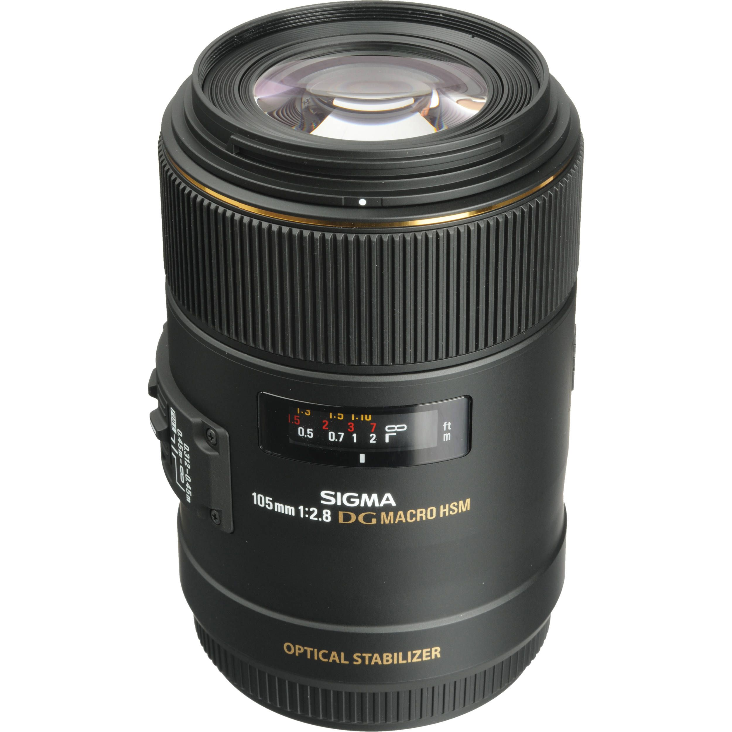 Sigma 105mm F 2 8 Ex Dg Os Hsm Macro Lens For Canon Ef Macro Lens Canon Nikon Macro Lens Sigma Lenses