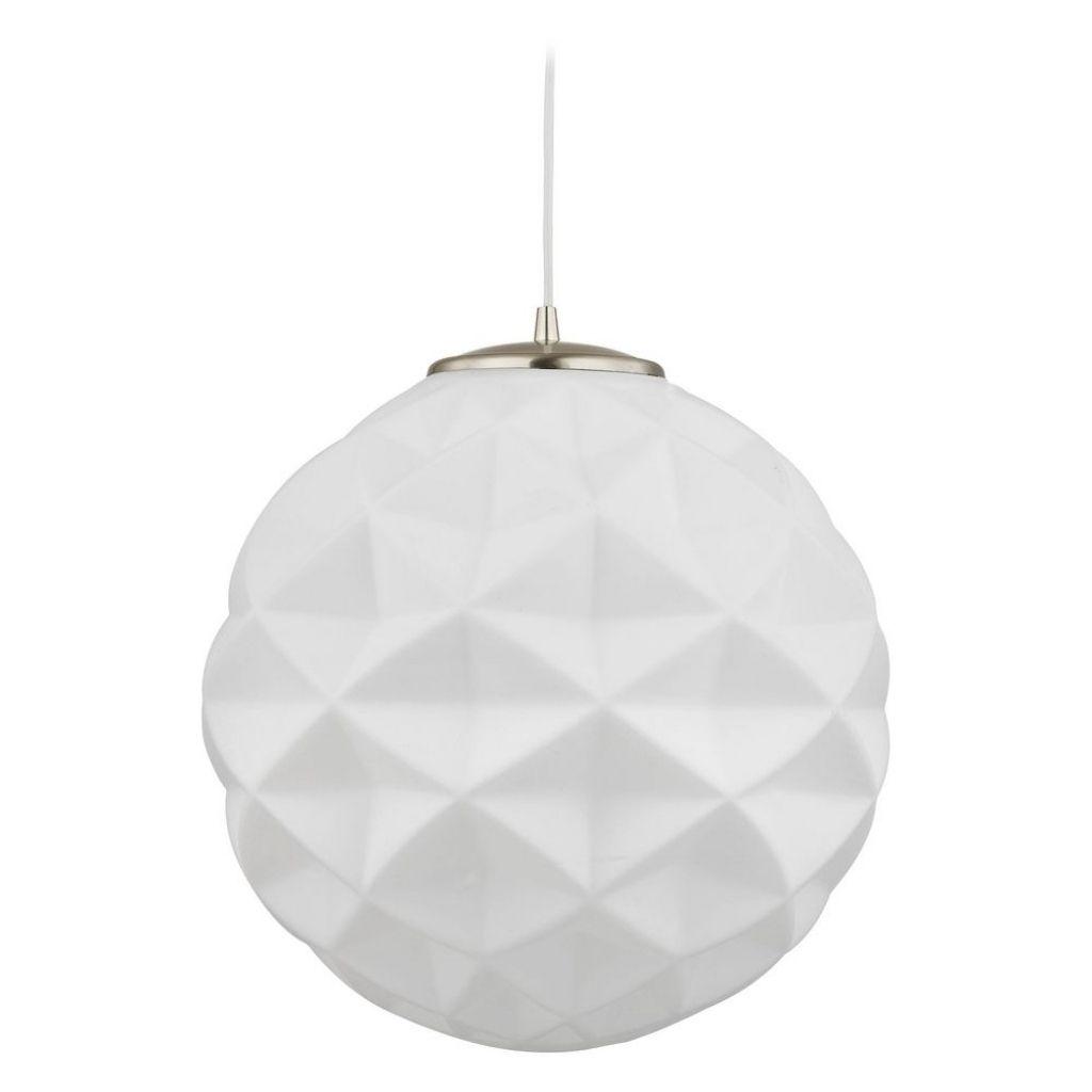 Outdoor white globe pendant light afshowcaseprop