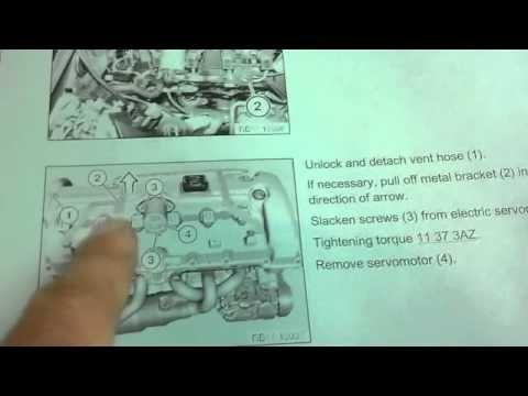 Valvetronic Motor, Removing and installing - Bimmerfest - BMW Forums