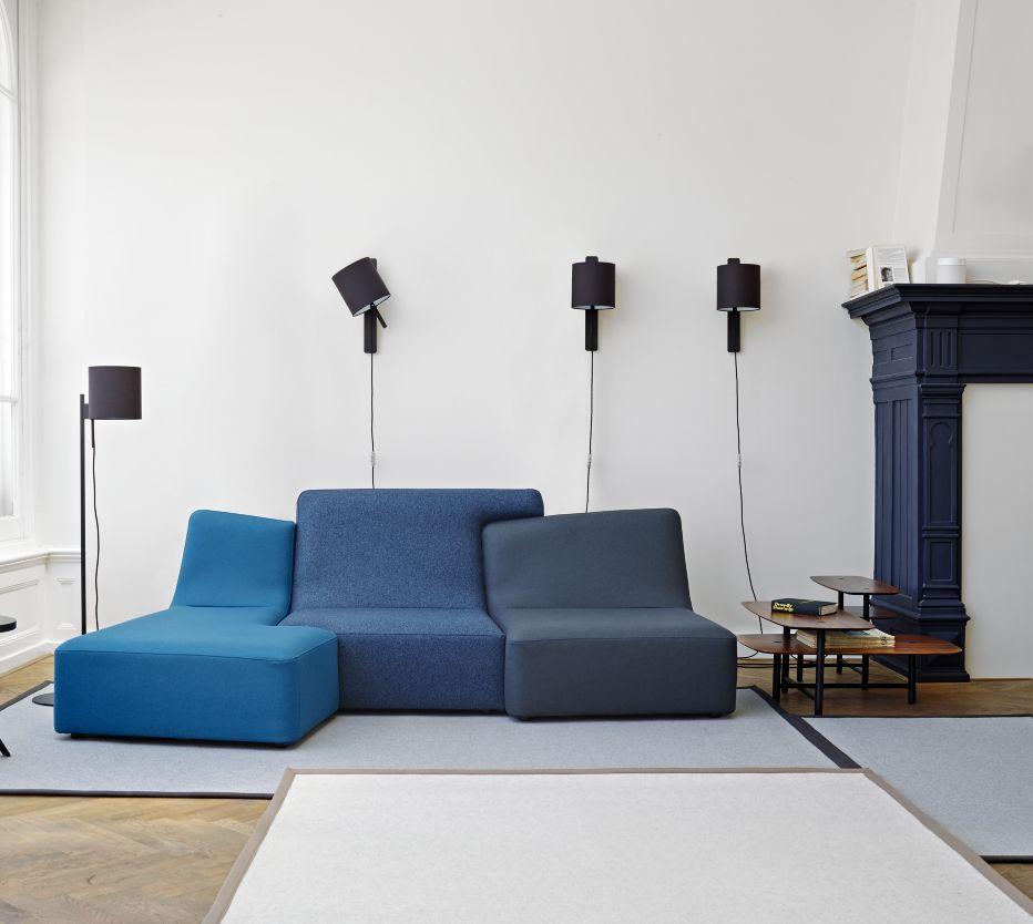 confluences canap s designer philippe nigro ligne roset salon living room pinterest. Black Bedroom Furniture Sets. Home Design Ideas