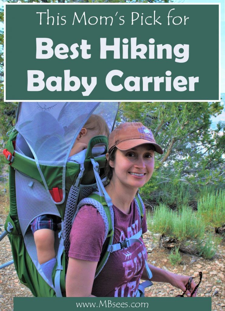 f9e7d0845de Conquering Big Hikes with Baby  My Pick for the Best Baby Hiking ...