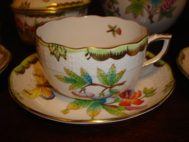 d547099fc0 Hungarian -Zsolnay porcelain teacup Teák, Magyarország, Kőedény,  Teáscsészék, Bögrék