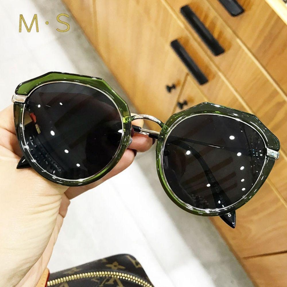 Ms 2018 New Eyewear Polarized Sunglasses Classic Brand Designer Sunglasses Retro Fashion Sun Glasses For Women Glasses Fashion Sunglasses Retro Sunglasses