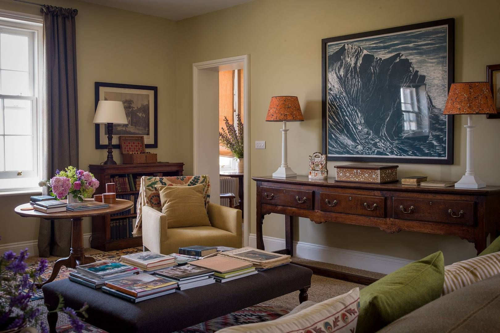Style File Ben Pentreath in 2020 Farm house living room