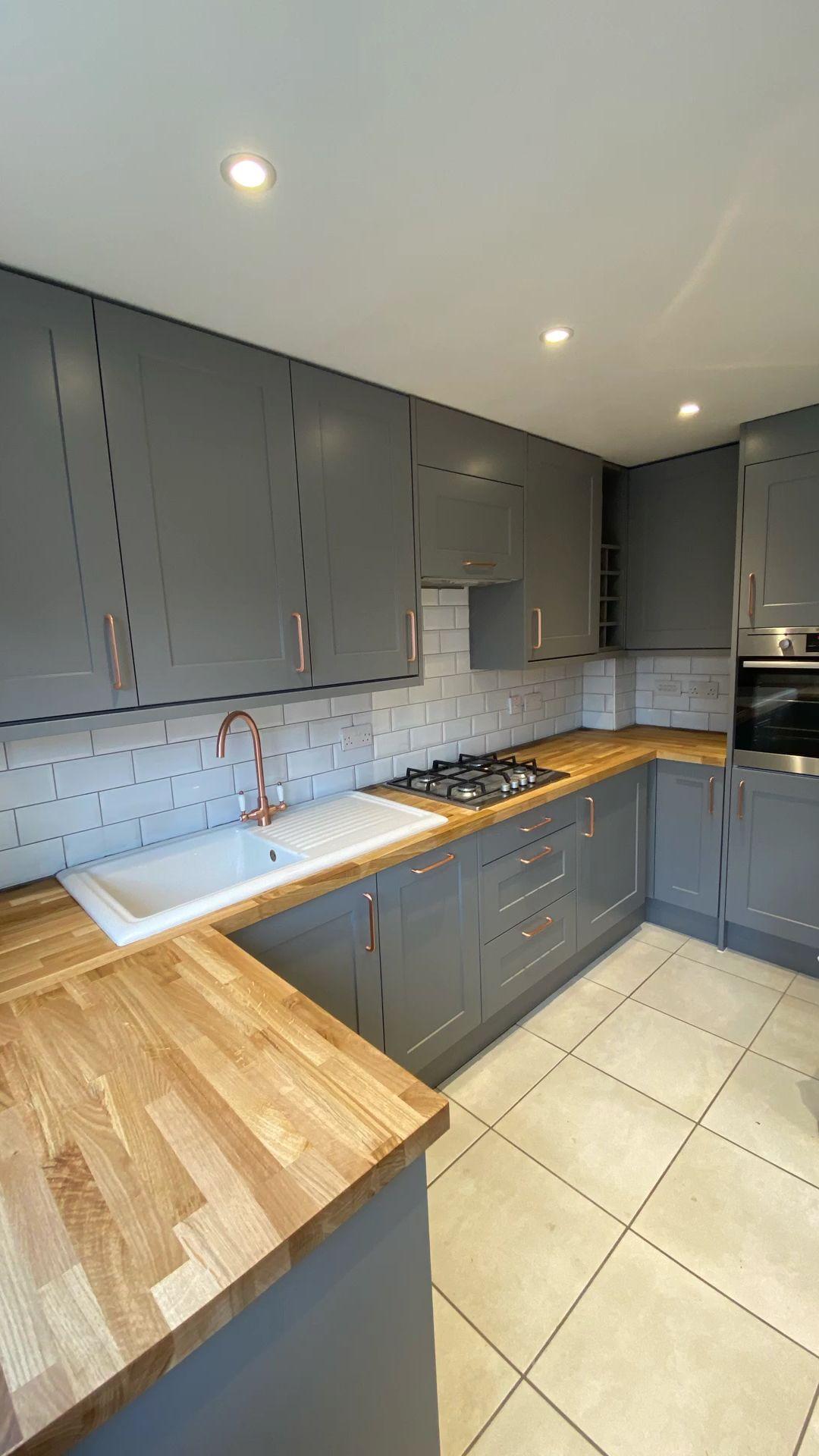 Cozinha Cinza: +65 Lindos Exemplos de Como Ter Uma
