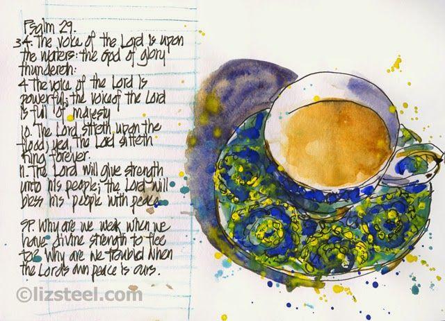 Liz Steel: What is your cup of tea?