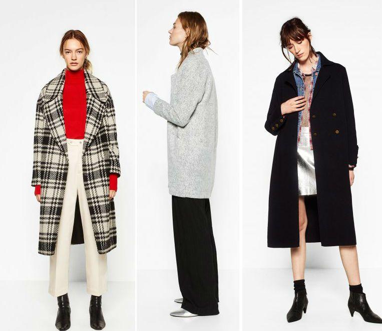 manteau zara femme 15 mod les parfaits pour cet hiver. Black Bedroom Furniture Sets. Home Design Ideas