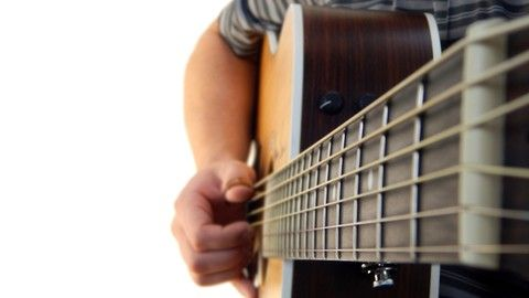 Udemy Free Course Acoustic Fingerstyle Guitar