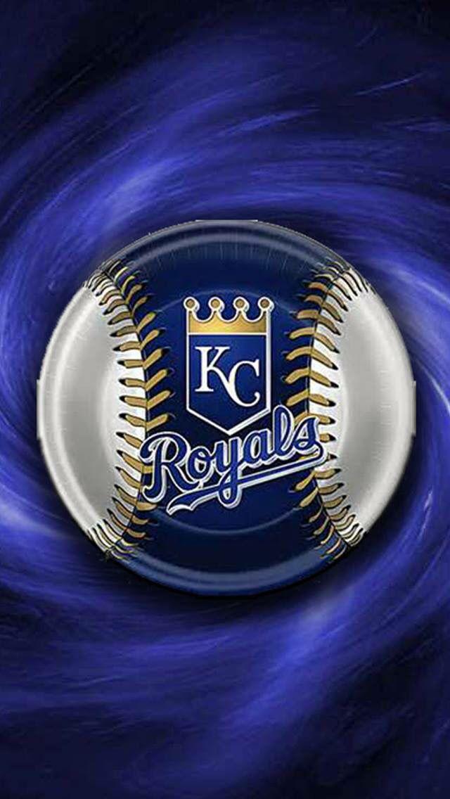 Kansas City Royals Iphone 5 Wallpaper Background Kansas City Royals Logo Kansas City Royals Kc Royals