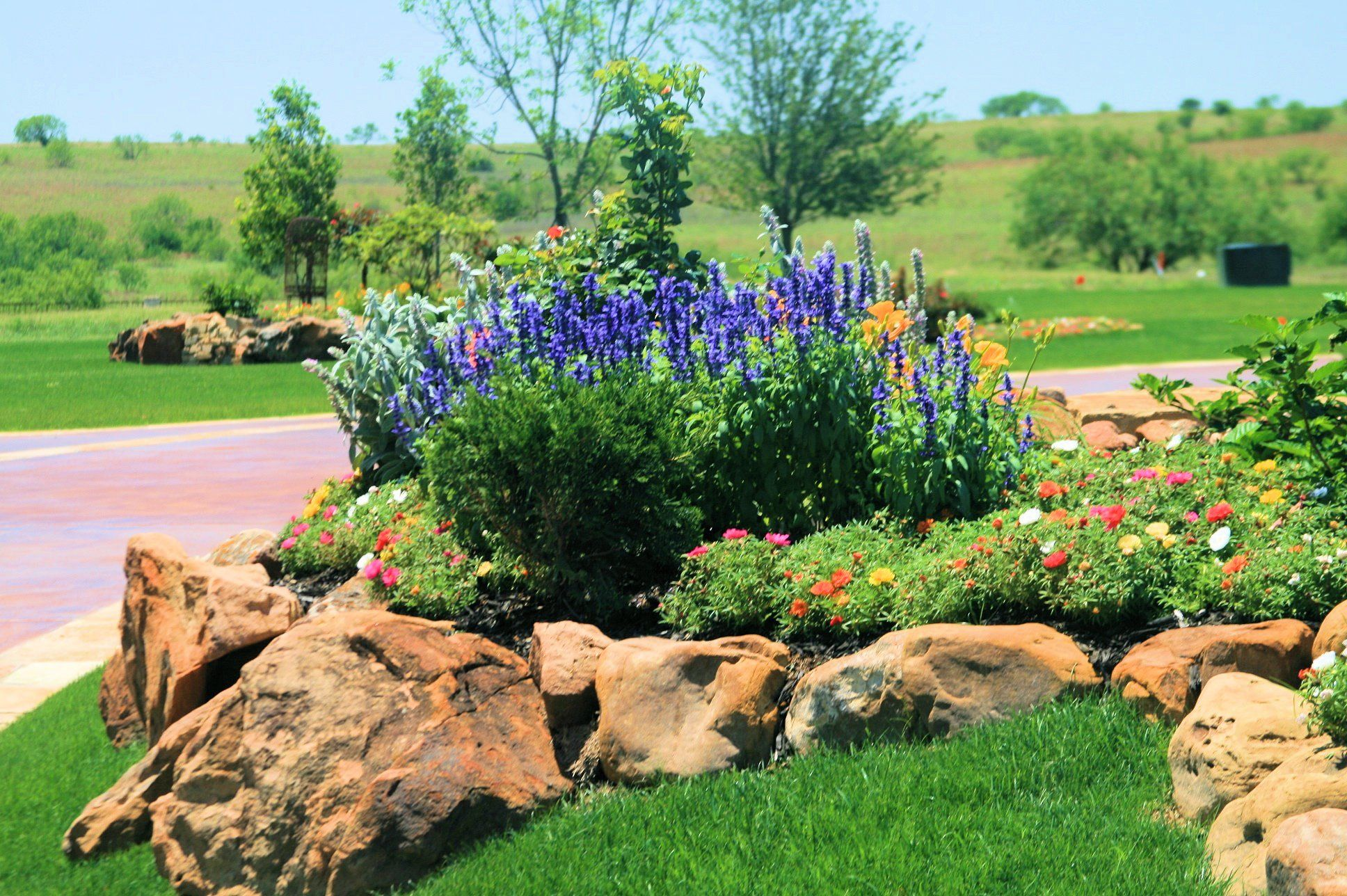 North texas landscape designs Award Winning Landscape Designs